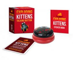 Exploding Kittens Talking Button Kit