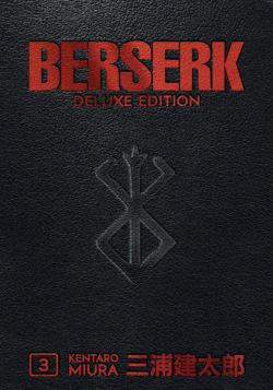 Berserk Deluxe Edition Vol 3