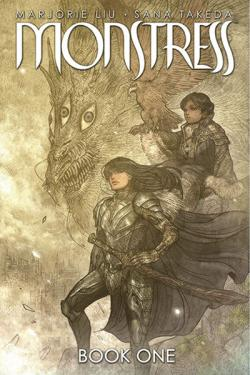 Monstress Book 1