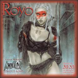 Luis Royo 2020 Calendar