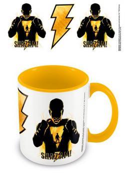 Shazam Coloured Inner Mug Bolt
