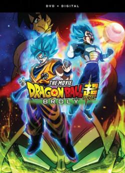 Dragonball Super Broly The Movie