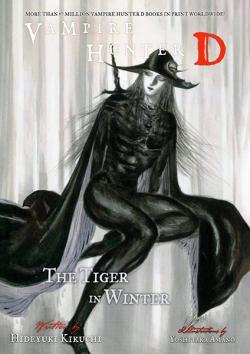 Vampire Hunter D Novel Vol 28: Tiger in Winter