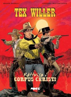 Tex Willer: Rättvisa i Corpus Christi