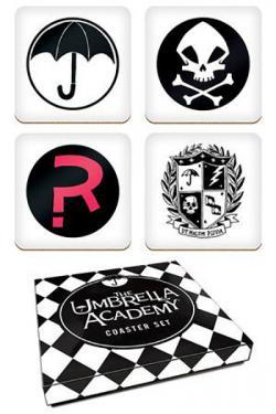 Coaster Set Logos