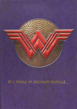 Pop-up Card Wonder Woman