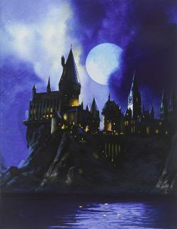 Harry Potter Pop-up Card Hogwarts Castle