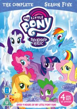 My Little Pony Friendship Is Magic, Season 5