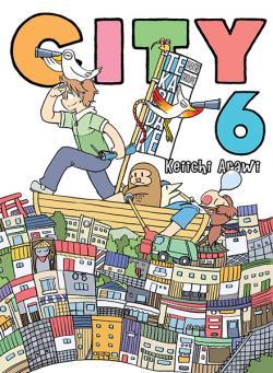 City, 6