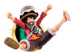Stampede Ichibansho PVC Statue Monkey D. Luffy