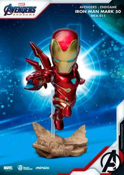 Avengers: Endgame Mini Egg Attack Figure Iron Man MK50