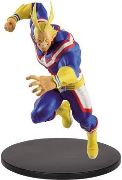 The Amazing Heroes PVC Statue All Might