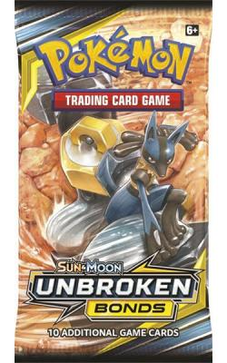 Unbroken Bonds Booster
