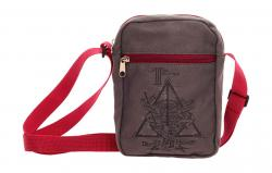 Harry Potter Mini Canvas Bag Deathly Hallows