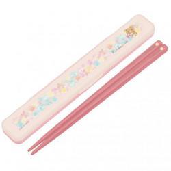 Rilakkuma chopsticks flower