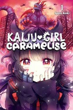 Kaiju Girl Caramelise Vol 1