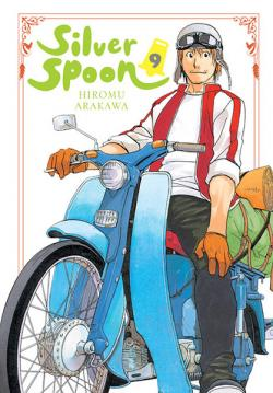 Silver Spoon Vol 9