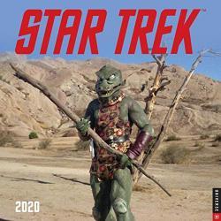Star Trek 2020 Wall Calendar