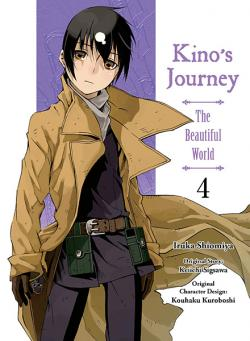 Kino's Journey- the Beautiful World, vol 4