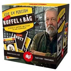 Leif GW Persson GW: s Ruffel & båg Qube
