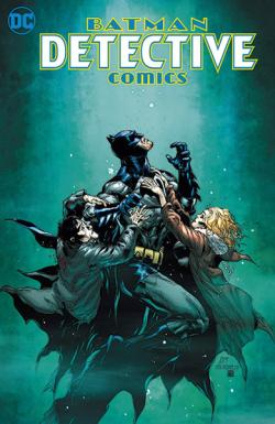 Batman Detective Comics Vol 1: Mythology