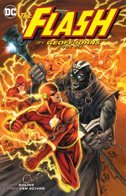 The Flash by Geoff Johns Book 6