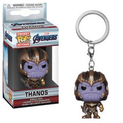 Avengers Endgame Thanos Pop! Vinyl Figure Keychain