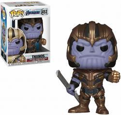 Avengers Endgame Thanos Pop! Vinyl Figure