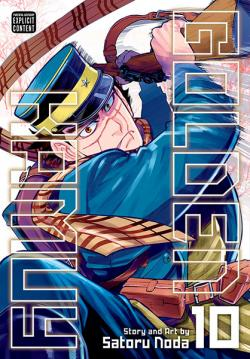 Golden Kamuy Vol 10