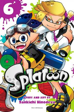 Splatoon Vol 6