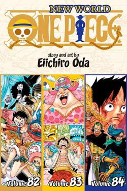 One Piece: New World 82-83-84