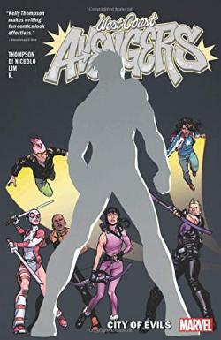 West Coast Avengers Vol 2: City of Evils