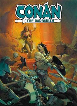 Conan the Barbarian Vol 1: The Life and Death of Conan