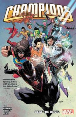 Champions by Jim Zub Vol 1: Beat the Devil