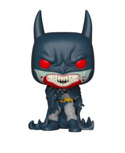 Batman Red Rain Batman 1991 80th Anniversary Pop! Vinyl Figure