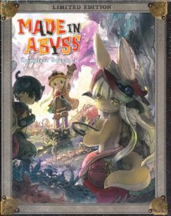 Made in Abyss, Complete Season 1 (Limited Edition)