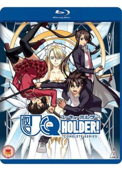UQ Holder! Complete Series