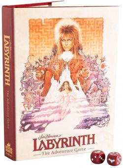 Jim Henson`s Labyrinth: The Adventure Game
