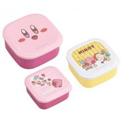Kirby's Dream Land Sealed Container 3P Set