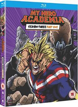 My Hero Academia, Season 3, Part 1