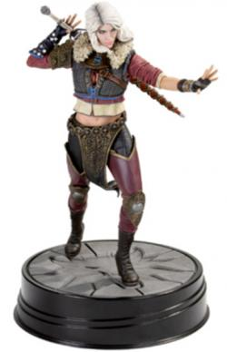 The Witcher 3 Wild Hunt PVC Statue Ciri (2nd Edition) 20 cm
