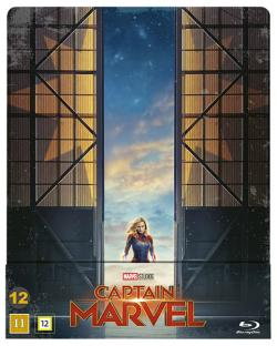 Captain Marvel (Steelbook)