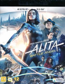 Alita: Battle Angel (4K Ultra HD+Blu-ray)