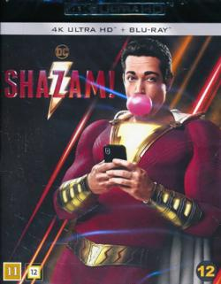 Shazam! (4K Ultra HD+Blu-ray)