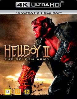Hellboy II: The Golden Army (4K Ultra HD+Blu-ray)