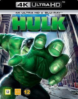 Hulk (2003, 4K Ultra HD+Blu-ray)