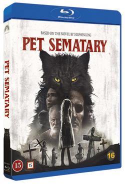 Pet Sematary/Jurtjyrkogården (2019)