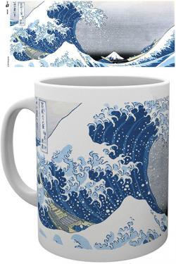 Great Wave by Katsushika Hokusai Mug