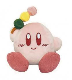 Kirby's Dream Land Fuwafuwa Collection Plush Kirby Dango
