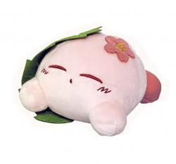 Kirby's Dream Land Fuwafuwa Collection Plush Kirby Sakuramochi